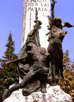 Ehrendenkmal, Italien